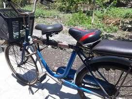 Sepeda Mini uk.24 kondisi Normal