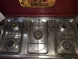Cooking Range in Good Condition