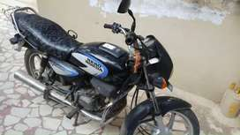Bike with good condition, one handedd used