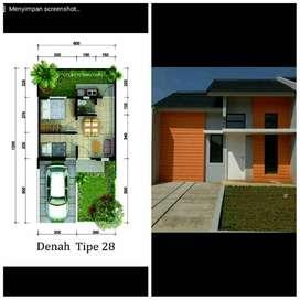 Rumah Dp 0% Lokasi Strategis Dekat Kampus IPB