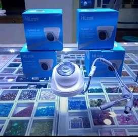 Cctv setting online ke HP kamera indoor-outdoor 2 megapiksel