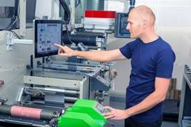 Flexo Printing Machine Operator