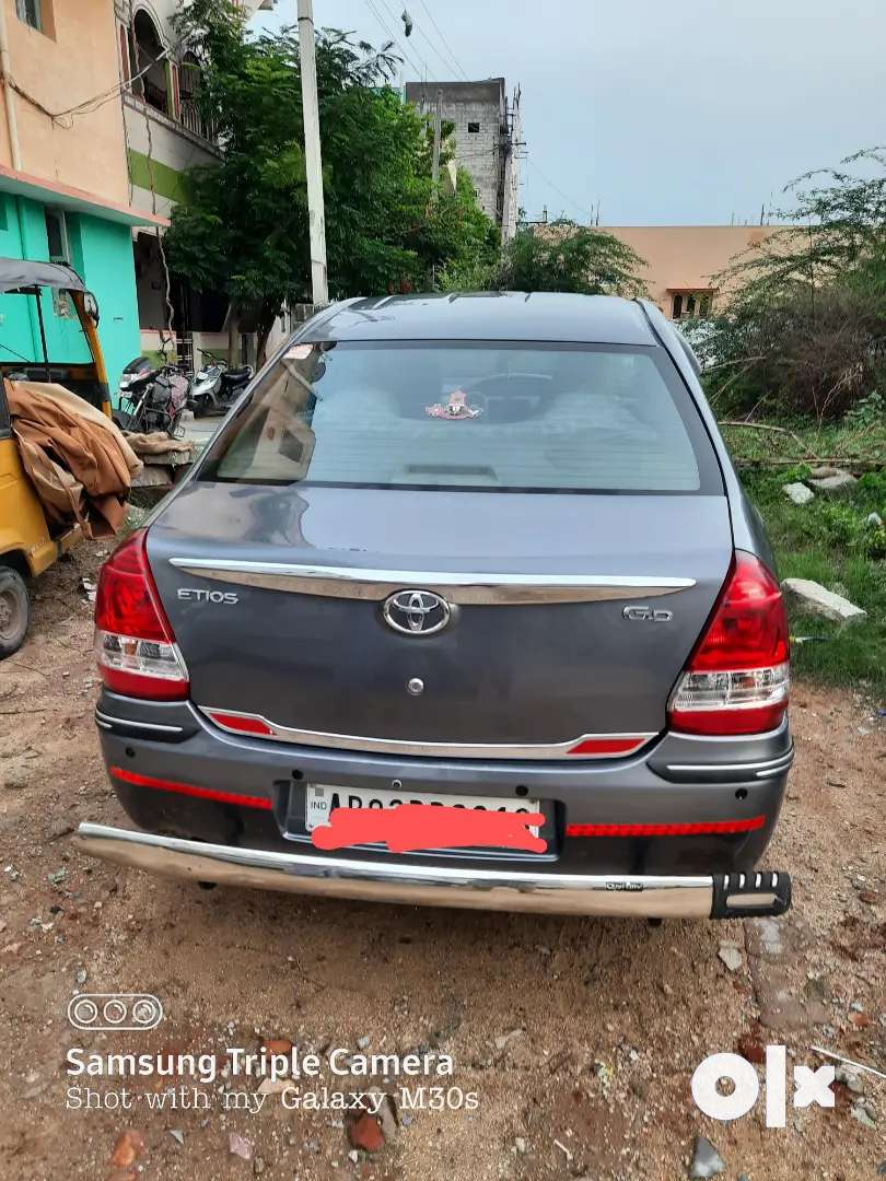 Toyota etios GD 2015 Excellent condition. 0