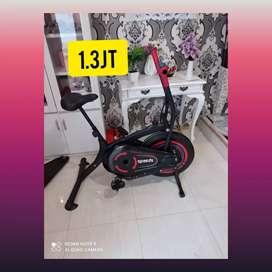 sepeda statis speeds SP-87 II treadmill alaf fitnes