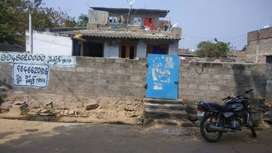 Near to Mamatha road 4 room's with compound wall. 110 sq yds