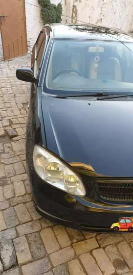 TOYOTA COROLLA ALTIS 1.8 BEST CONDITION