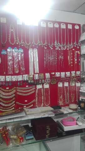 Indian and italian jewellery