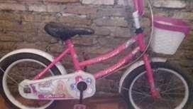 Jual sepeda anak untuk anak2  ukura 16 cocok tuk anak umur 6