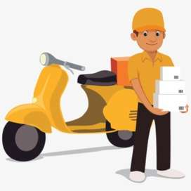 wanted delivery executives :THIRUVALLA