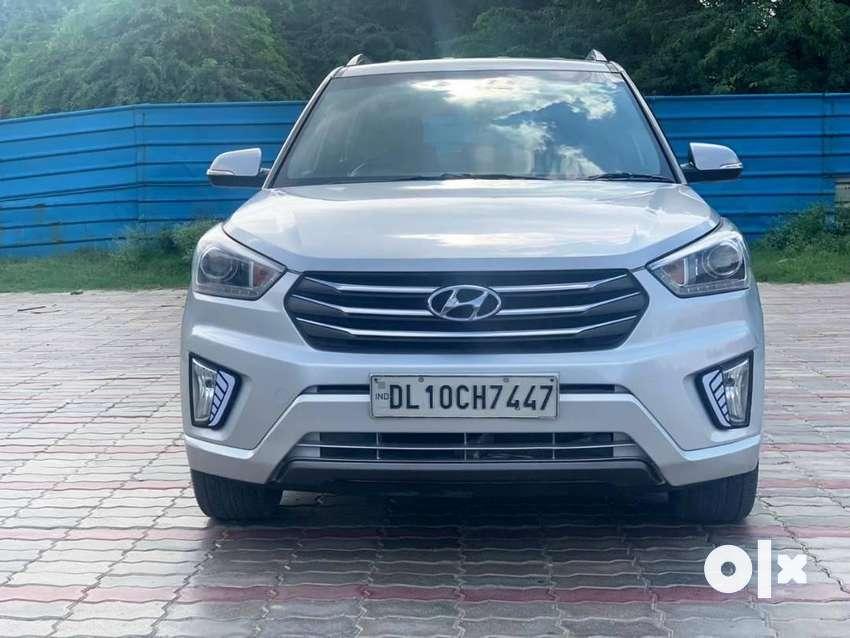 Hyundai Creta 1.6 SX Automatic, 2017, Petrol 0