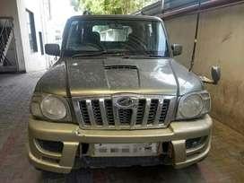 Mahindra Scorpio SLE BS-IV, 2011, Diesel