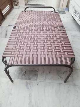 Folding bed niwar size 6 ft x 42 inch