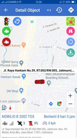 Distributor GPS TRACKER gt06n terbaik di kuaro