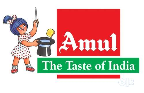 Full Time Hiring in Amul India Ltd on roll freshers can also apply 0