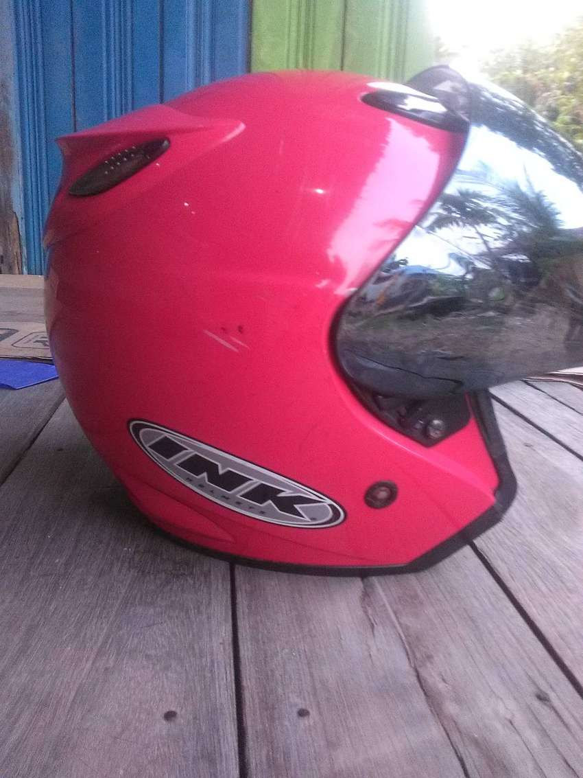 Helm ink centro pink 0