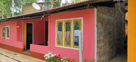 1.5 katha land with ready house for sell urgently