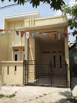 Rumah Murah LT 60 di Villa Gading Harapan, Bekasi Utara