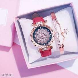 Women's analog watch