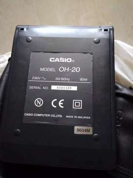 Proyektor mini Casio model OH -20