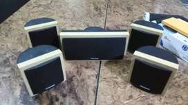 Pioneer S-SP24-QL Surround Sound Speakers Set of 5