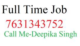 Full time job apply in helper,store keeper,supervisor