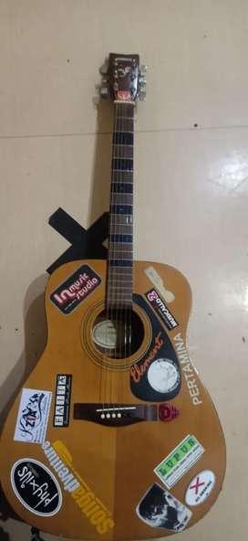 Gitar yamaha f 310