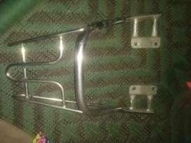 Splender back seat handle