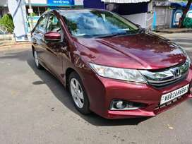 Honda City VX (O) Manual, 2015, Petrol