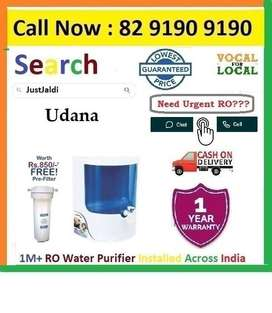 """Udana9L Dolphin RO Water Purifier Water Filter  Click On """"Call"""". Book"""