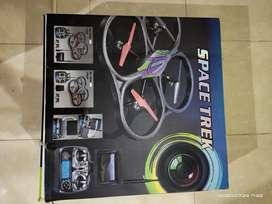 Drone space trek model CF