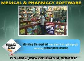 Pharmacy/Medical Software