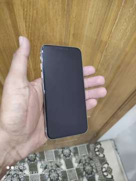 Apple iphone x 64GB white ( PTA approved )