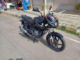 Bajaj pulsar 150cc Black  kms Running single owner