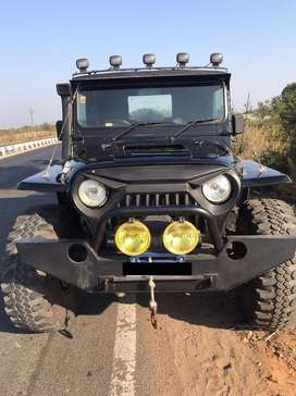 Well maintained Customised thar 2016