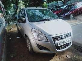 Maruti Suzuki Ritz Lxi BS-IV, 2013, Petrol