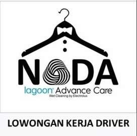 Dibuka Lowongan Kerja Driver di CV. NODA UTAMA.