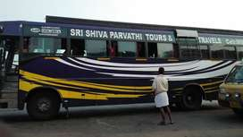 Ashok Leland 40seater bus air suspension veerabodyall papers are force