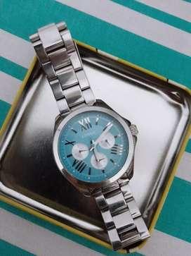 Jam tangan fossil AM4547 asli
