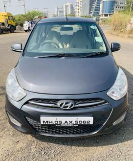 Hyundai I10 Asta 1.2 Automatic Kappa2 with Sunroof, 2011, CNG & Hybr..