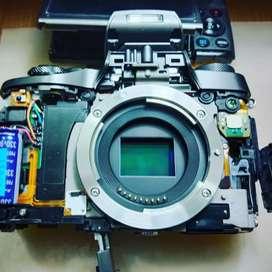 jasa service lensa dan semua jenis camera harga termurah