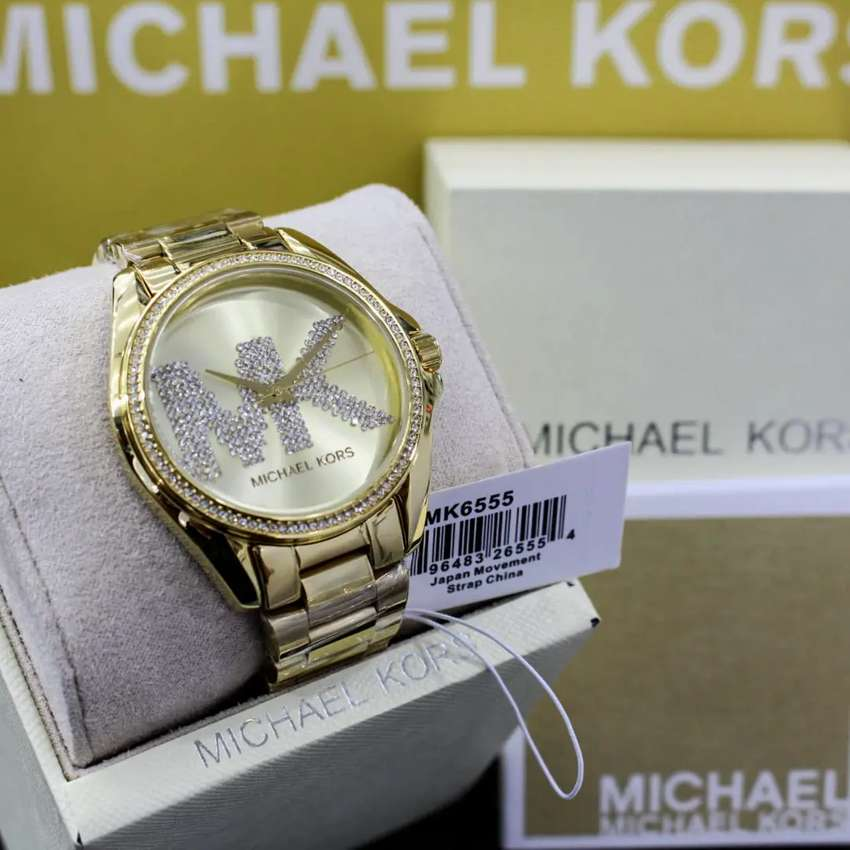 Michael Kors MK 6555 Gold Original 0