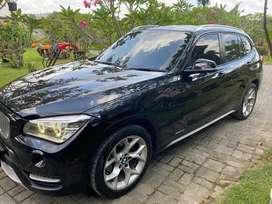 BMW X1 Black (hitam) Interior Original Java Brown Thn 2014