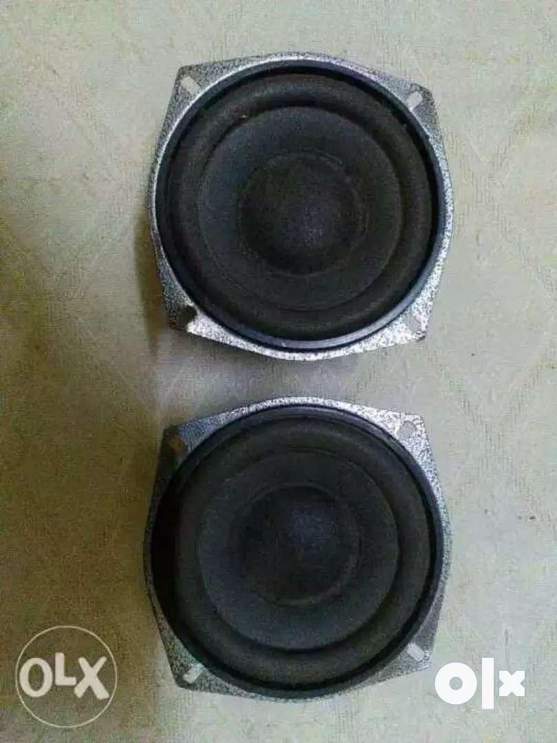 Speaker 4 inches 0