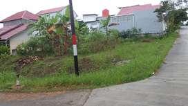 Dijual Tanah Kavling di Daerah Perumahan BTI, Sungai Pinang, Smd