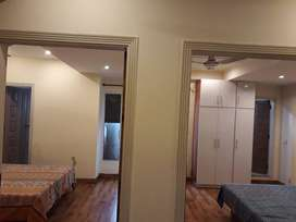 E-11/2 furnished 2 bedroom apartment main access location
