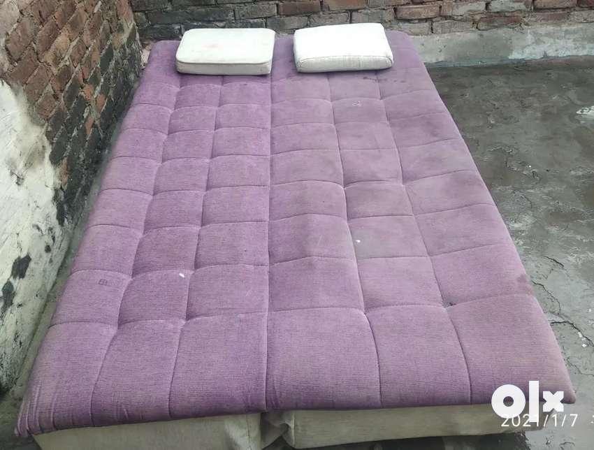 Sofa cum bed 0