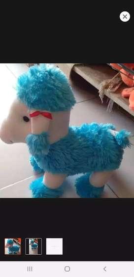 Boneka kambing gembel terbaru murah