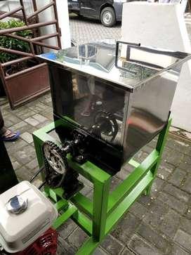 (SWADAYA TEKNIK JOGJA)Mixer adonan roti kapasitas 10liter + mesin