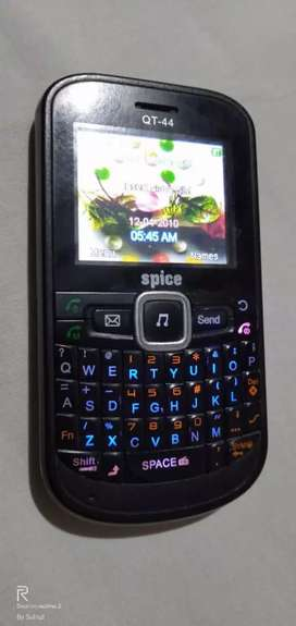 Old 2G Button Phone
