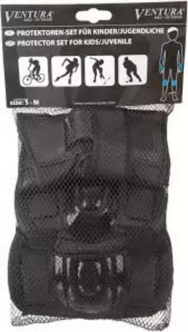 Children's Protection Set for Knees, Wrists, and Elbows